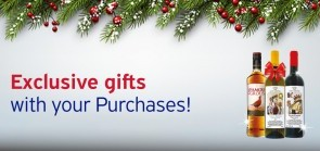 Exclusive gifts for you!