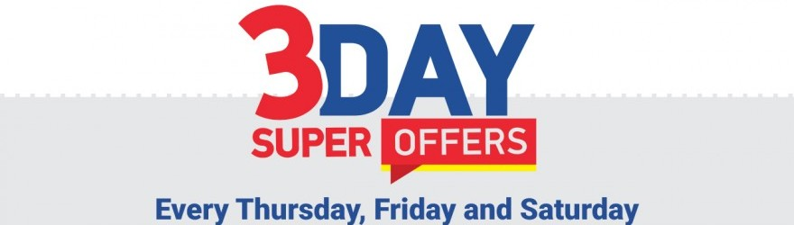 3Day Offers