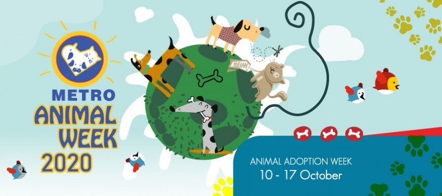 METRO Animal Adoption Week 2020